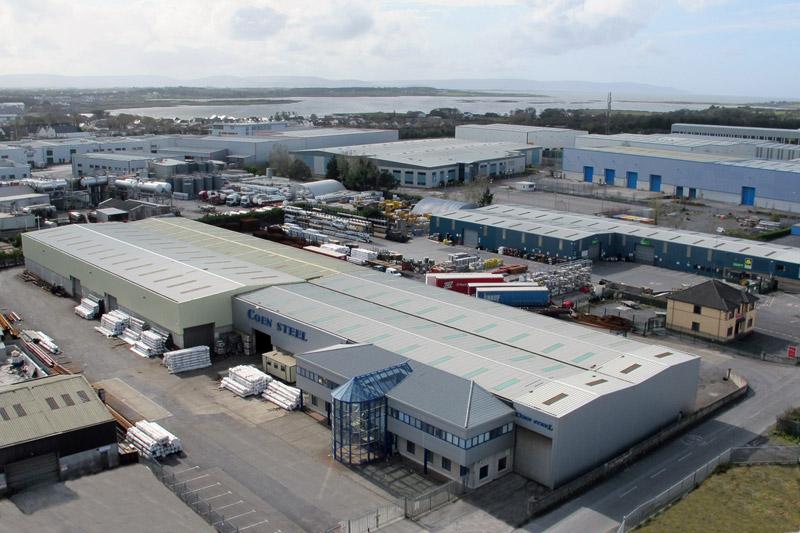 Coen Steel Galway
