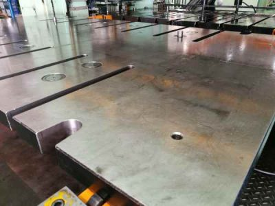 Mild Steel Plates Ireland and UK