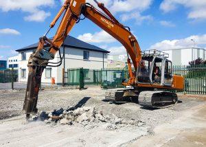 Coen Steel Yard Revamp 2016