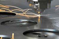 Laser steel cutting UK and Ireland